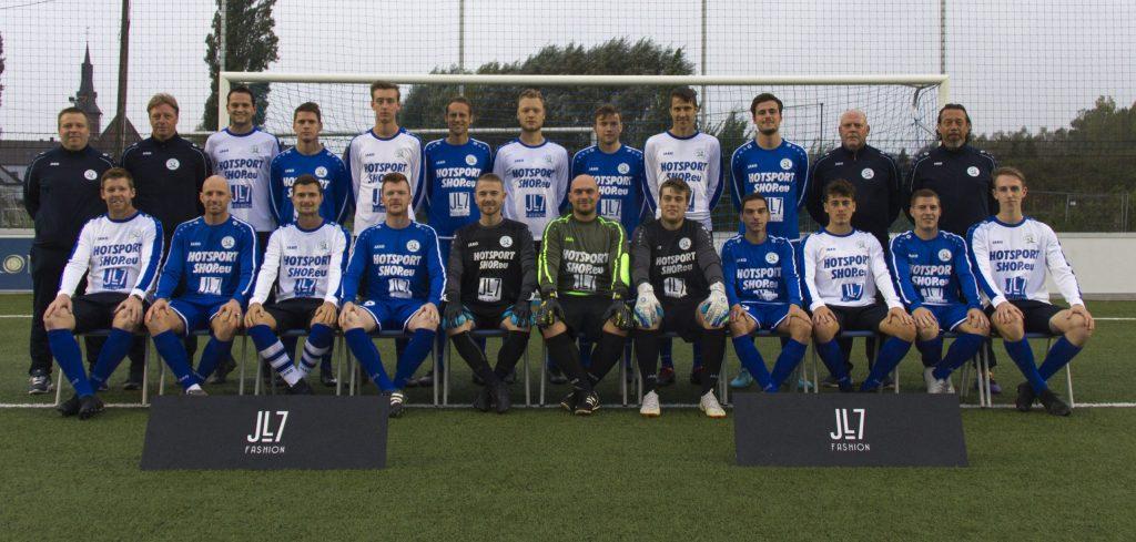 A-elftal 2019 - 2020