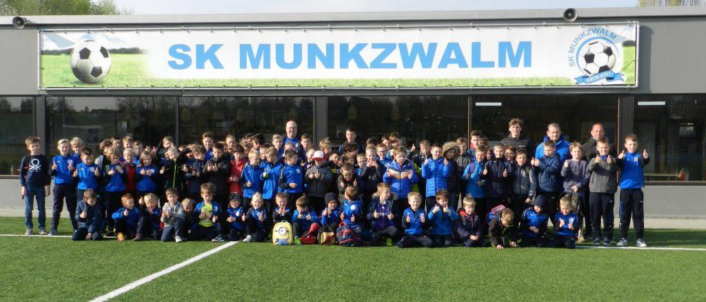 voetbalstage sk munkzwalm